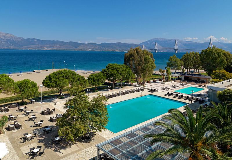 Hotel casino porto-rio grece